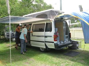 1997 Toyota campervan