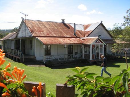 Historic Queenslander