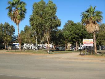 Dampier Caravan Park