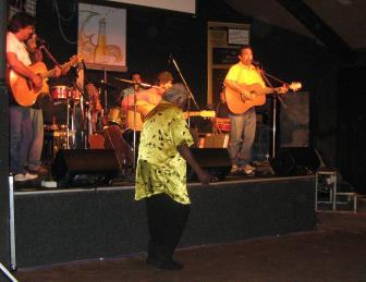 Pigram Brothers in concert
