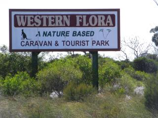 Western Flora caravan park