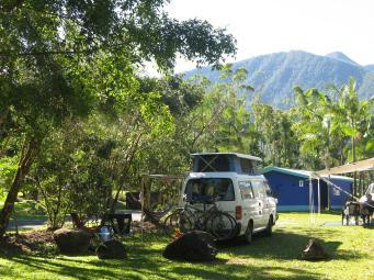 free camp area