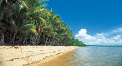 Mission Beach before cyclone Yasi