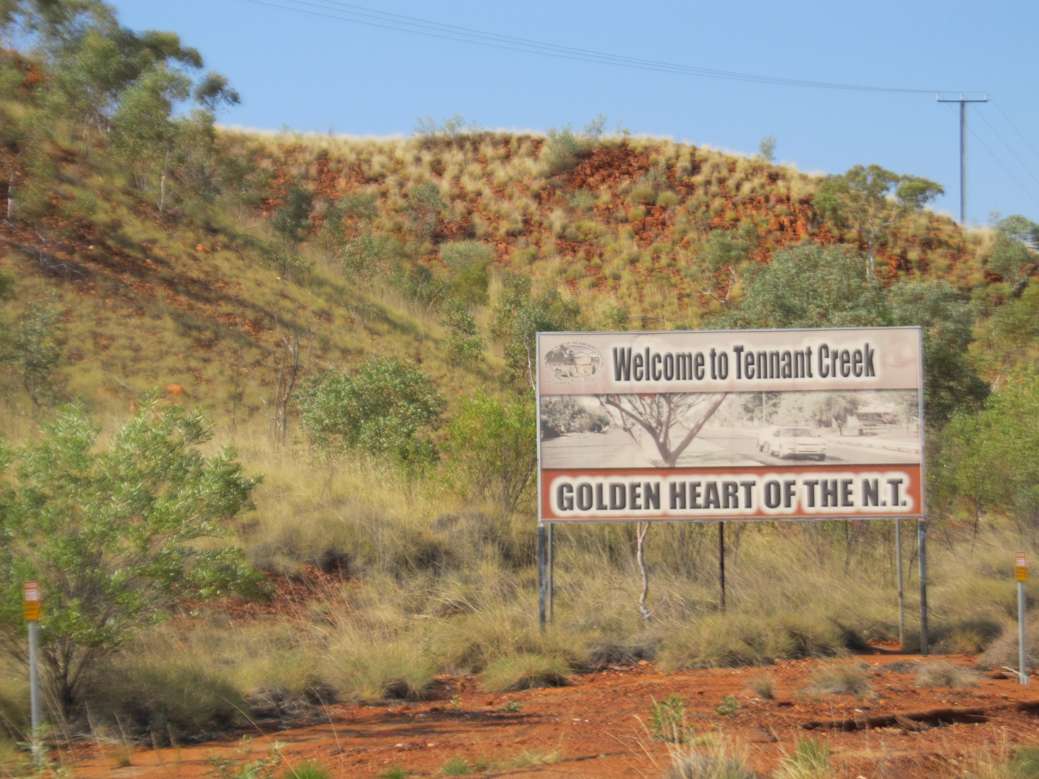 Tennant Creek Australia  city photos gallery : Tennant Creek