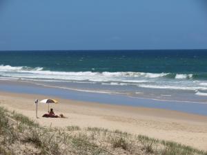 Sunshine coast beaches, sun, sand and lazy living