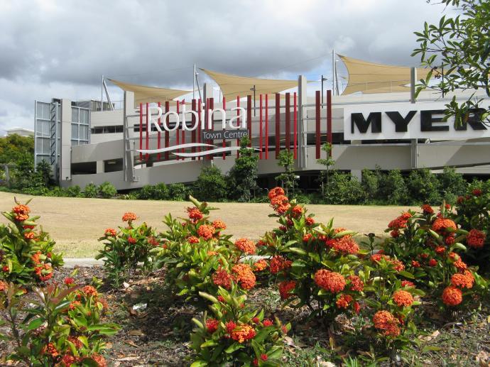 Robina shopping centre