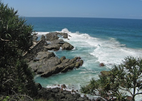 Snapper Rocks, Goldcoast
