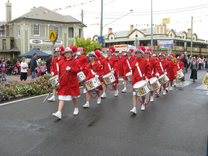 Redlands Ladies Band