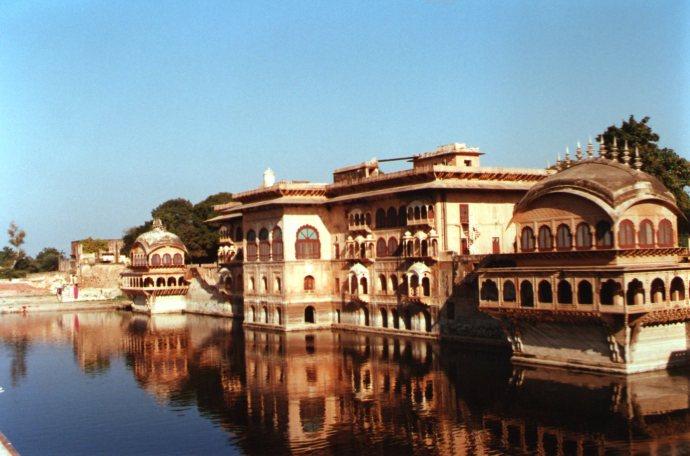 Deeg Palace India
