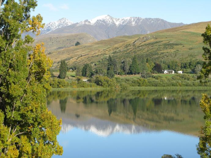 Lake Wanaka Sth Island New Zealand