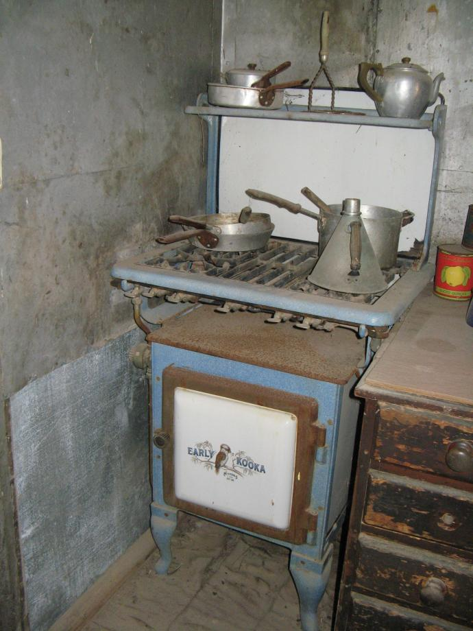 This oven was considered state of the art back in 1930's