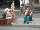 Cheerful accordion music
