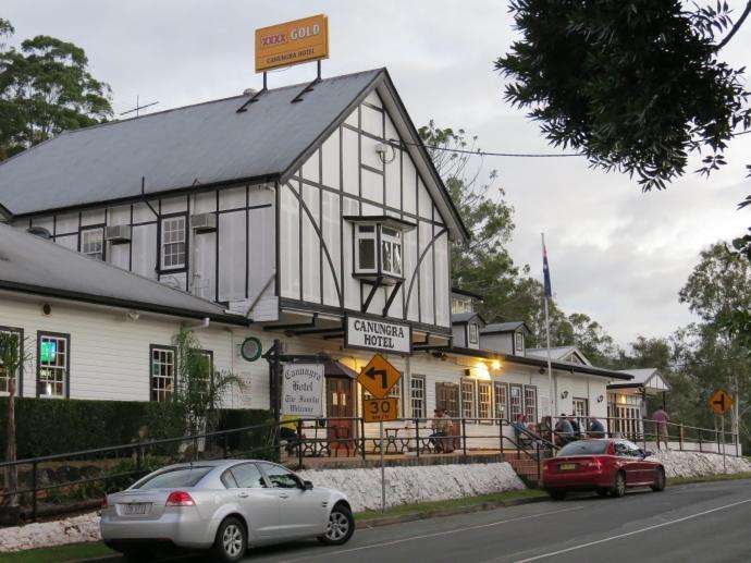 Cannungera Pub