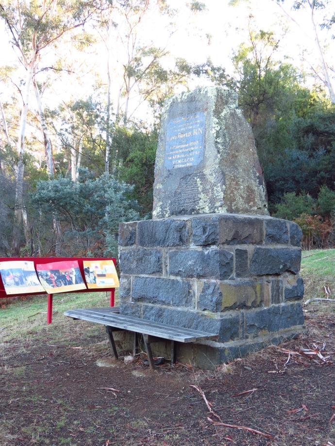Monument to John Bowen