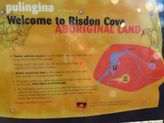 Risdon cove