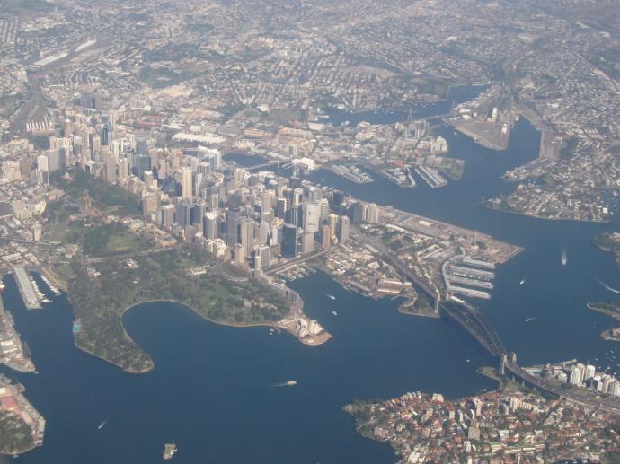 Sydney's iconic landmarks