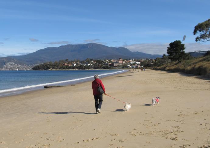 Belerive Beach