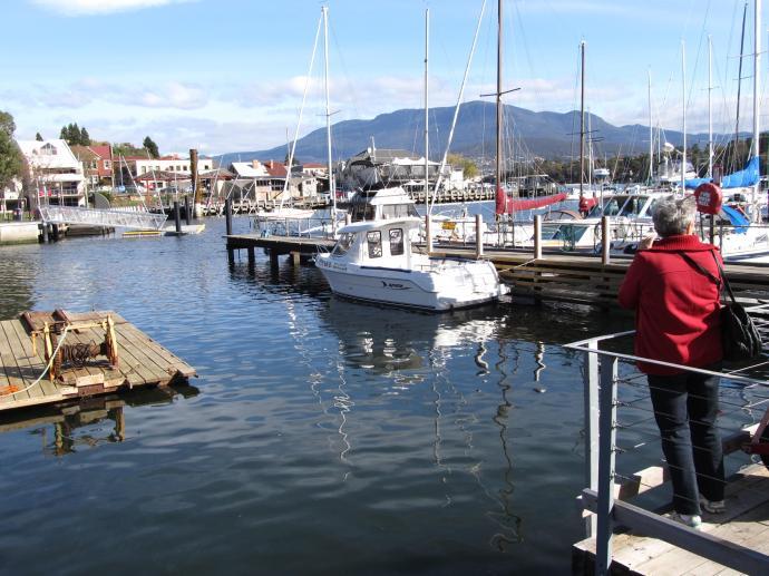 The Marina (photo by Jack)
