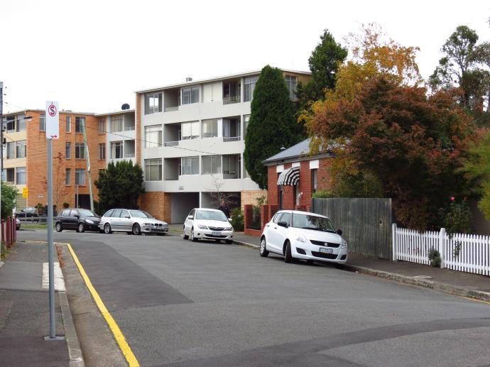 """The 1960's apartment block. """"Urban renewal!"""""""