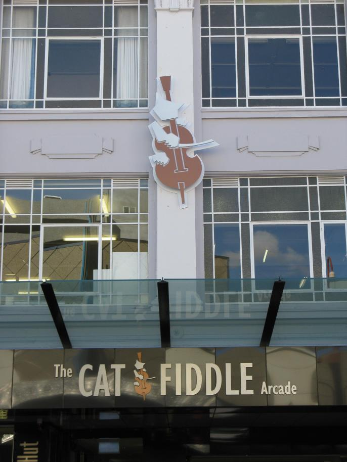 Cat and Fiddle Arcade