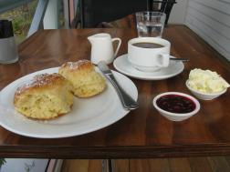 Delicious home made scones, lemonade recipe