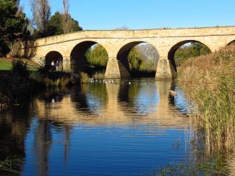 Oldest bridge in Australia and still standing