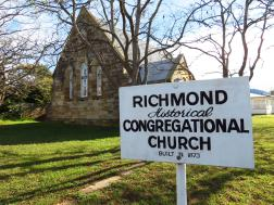 Richmond Congregational church