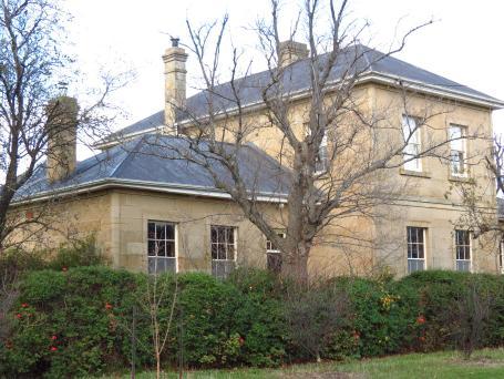 Large Georgian mansion