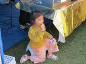 Little Thai girl