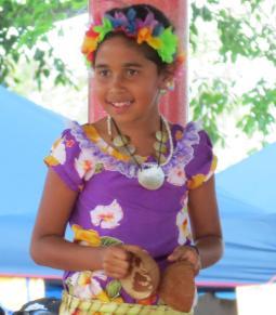 Zagareb Island girl