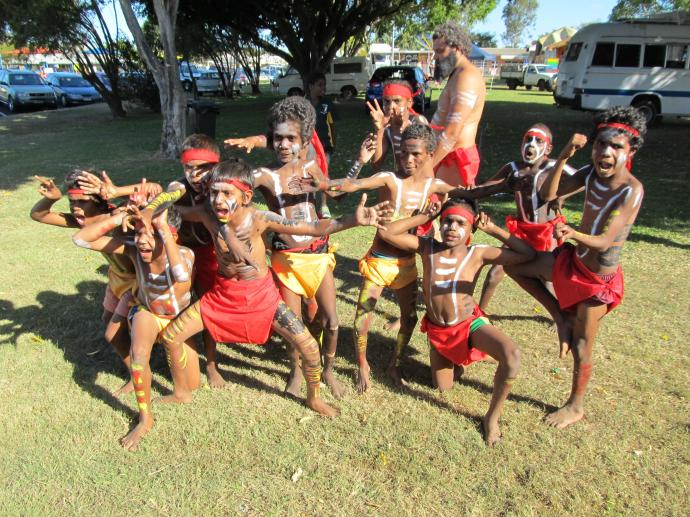 Aboriginal Dance Group