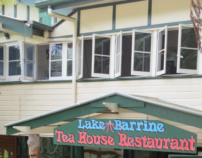 Lake Barrine Tea House