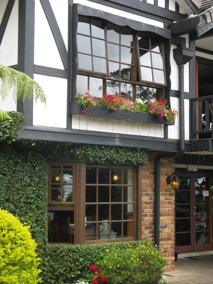 Old English pub style
