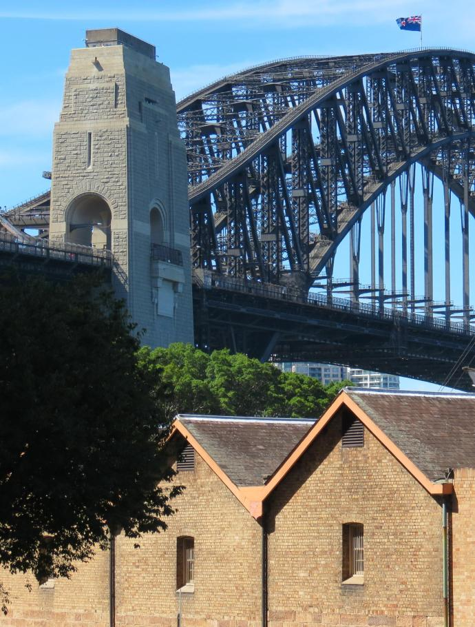 Seen from the Rocks