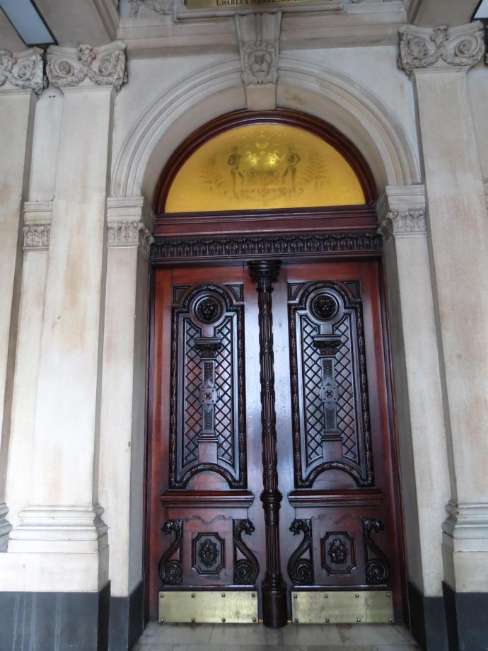 Red Cedar entry doors