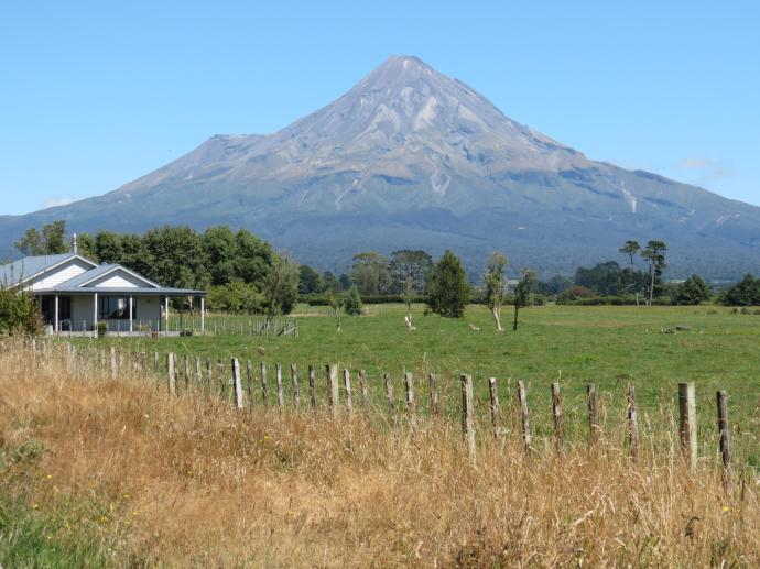 Also known as Mount Egmont
