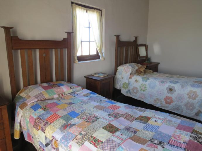 The children's beds