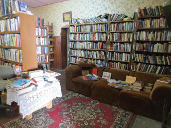 Over 30000 second-hand and out of print books to choose from