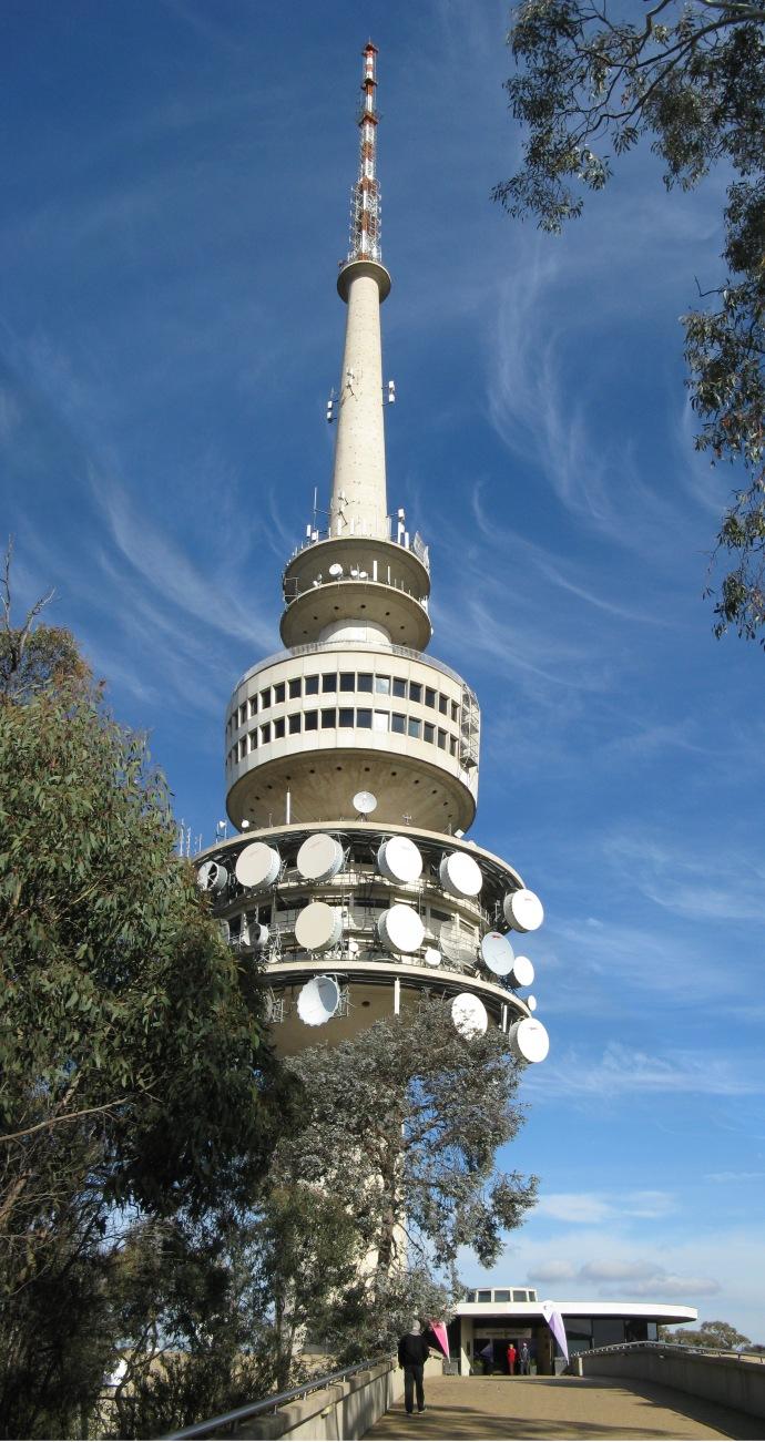 panorama telstra tower