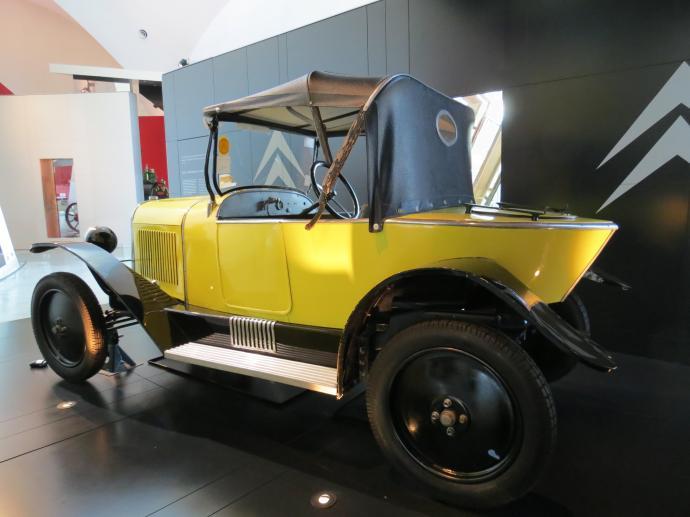 Beautifully restored Daimler