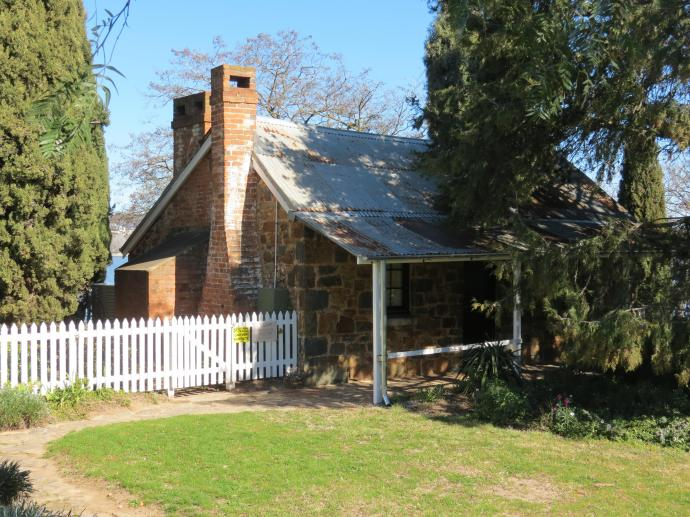 Blundell's Cottage
