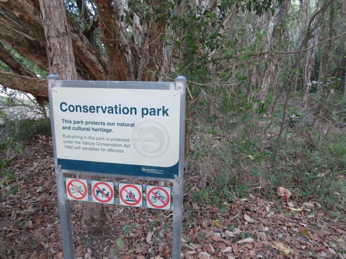 Burleigh Knoll Conservation Park