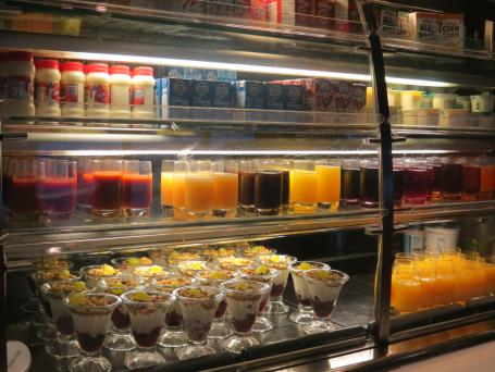 Juice? Take your pick..