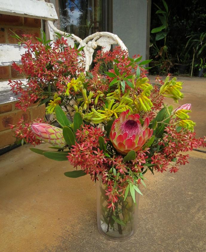 xmas flowers-1